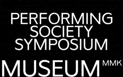 "25.-26.01.2020 – Symposium ""Performing Society"""