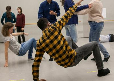 """Auf dem Workshop-Programm standen die Stücke """"Der Glückliche Prinz"""" sowie """"Hänsel und Gretel"""". © Silke Winkler"""
