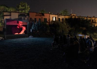 """Film-Screening: Giovanni Cioni, """"Viaggio a Montevideo"""", 2017 © Leonardo Morfini, OKNO studios"""