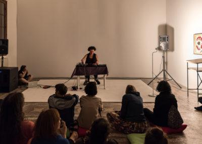 Music Performance Korhan Erel © Leonardo Morfini, OKNO studios