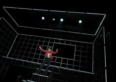 """Premiere des Stückes """"Girls & Boys"""" am 10. März 2018 am Berliner Ensemble, Schauspielerin Stephanie Eidt © Matthias Horn"""
