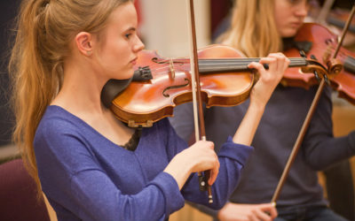 Dreizehn Orchester für Jugendorchesterpreis nominiert