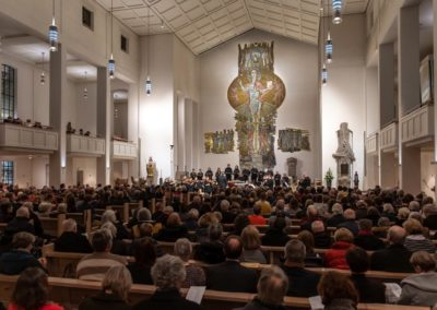 Das zweite Konzert der Reihe war erneut gut besucht. © Holger Schneider
