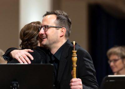 Die Gaechinger Cantorey gehört seit Jahrzehnten zu den herausragenden Konzertchören der Welt. © Holger Schneider