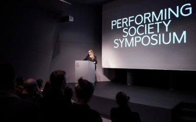 "MMK-Lectures ""Performing Society"" sind online"