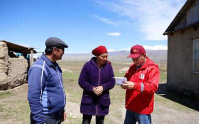 Zwei Jahre Pilotprojekt in Kirgistan – Über Erfolge und Pläne