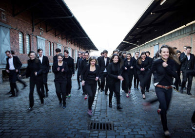 Auswärtsspiel – Die Alte Oper in der Stadt