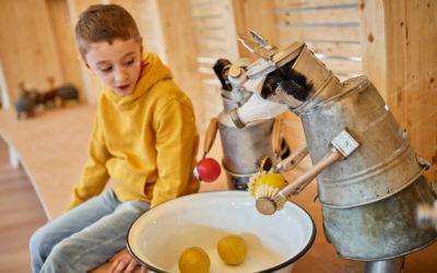 Jüdisches Museum Berlin eröffnet Kinderwelt ANOHA