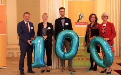 100. MENTOR-Verein in Schwerin gegründet